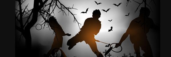 Soirée Bad'Halloween